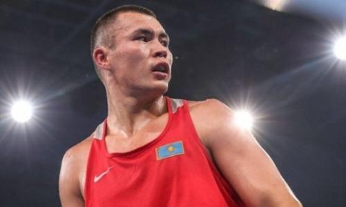 Камшыбек Кункабаев прокомментировал переход в профи и поставил больше цели