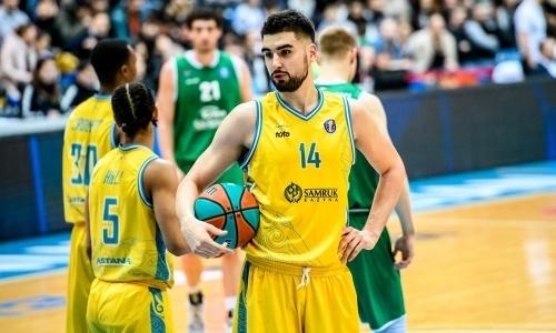 Сыгравший в Матче всех звезд Лиги ВТБ экс-лидер «Астаны» оценил свою карьеру в Казахстане