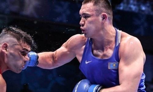 «Олимпийская медаль — моя главная цель». Кункабаев прояснил ситуацию с переходом в профи