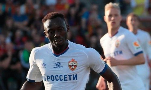 Экс-футболист «Кайрата» перешел в состав новичка РПЛ на правах аренды
