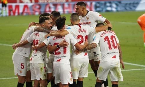 Прямая трансляция матча Лиги Европы «Севилья» — «Рома»