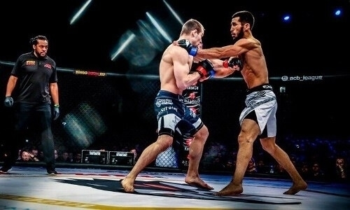 Арман Оспанов выбрал себе «звездных» соперников в UFC