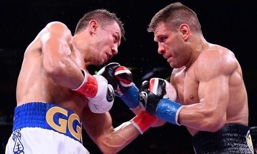 «Он боец высшего калибра». Бой Головкин — Деревянченко впечатлил американского боксера