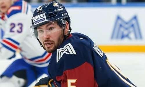 Соперник «Барыса» по КХЛ усилился результативным канадским форвардом с опытом игры в НХЛ