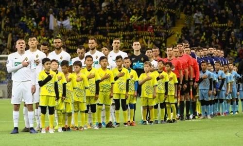 «Астана» и «Кайрат» на месте. УЕФА представил обновленный клубный рейтинг