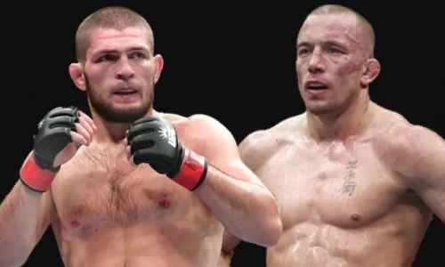 UFC не хочет боя Нурмагомедов — Сен-Пьер. Дана Уайт сделал заявление