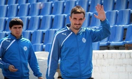 Сыгравший 170 матчей в КПЛ серб поделился мнением о трансфере молодого казахстанца в европейский клуб