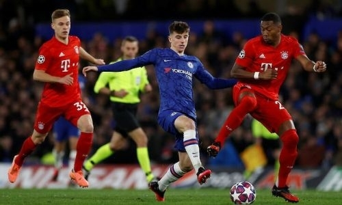 Где смотреть трансляцию матча плей-офф Лиги Чемпионов «Бавария» — «Челси»