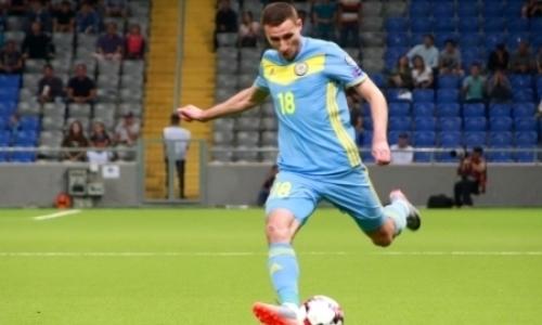 В клубе РПЛ опровергли слухи о переговорах с игроком сборной Казахстана
