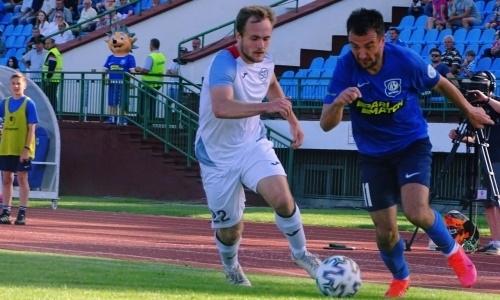 Странный гол экс-игрока клуба КПЛ вызвал споры в европейском чемпионате. Видео курьеза