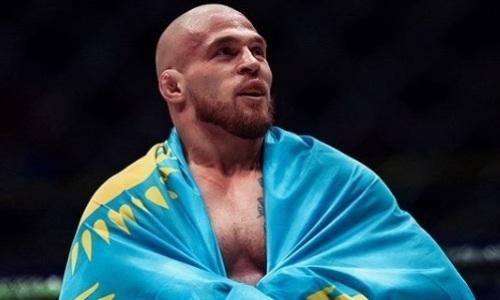 «Заряжен как никогда». Казахстанский файтер всерьез настроен побить россиянина
