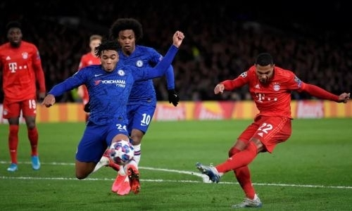 «Бавария» — «Челси»: прямая трансляция матча плей-офф Лиги Чемпионов