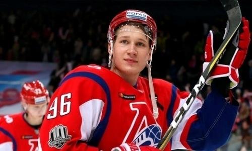 Новый клуб Скабелки официально подтвердил переход воспитанника казахстанского хоккея