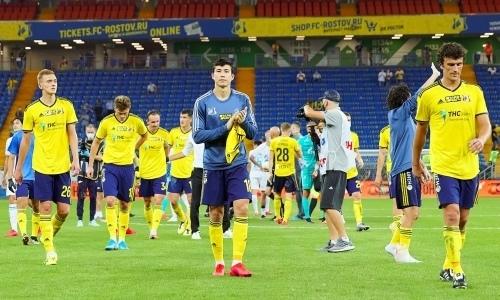 Зайнутдинов помог «Ростову» стартовать с победы в новом сезоне РПЛ. Видео