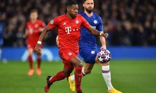 Назван фаворит матча Бавария — Челси в плей-офф Лиги Чемпионов