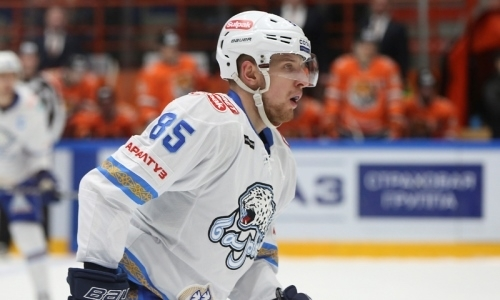 «Барыс» узнал от КХЛ о наказании в случае вспышки коронавируса в клубе