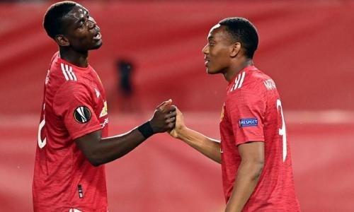 Где смотреть трансляцию матча «Манчестер Юнайтед» — «Копенгаген» в 1/4 финала Лиги Европы