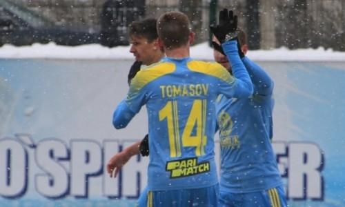 «Астана» узнала потенциального соперника по второму раунду Лиги Чемпионов