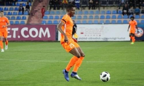 Хавбек европейской сборной нигерийского происхождения усилит «Астану»