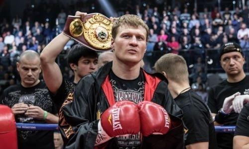 Глава WBC высказался о будущем Поветкина в случае победы над Уайтом