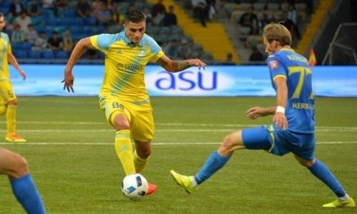 Четырехкратный чемпион Казахстана подписал контракт с клубом КПЛ