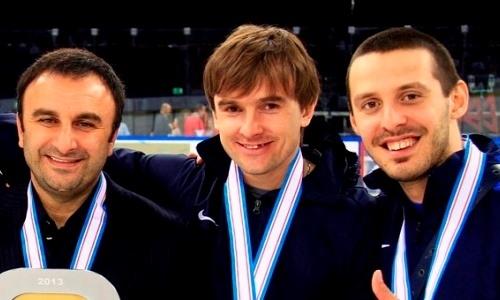 Легендарный казахстанский хоккеист стал ассистентом известного агента