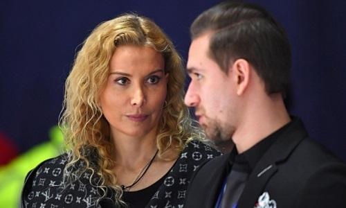 «Мне говорили об этом». Тренера Турсынбаевой обвинили в пьянстве