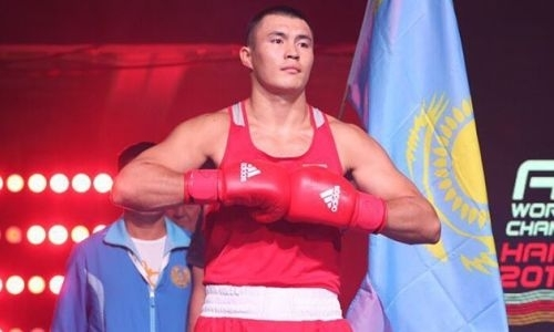 Казахстанец Камшыбек Кункабаев — новая гроза тяжелого веса. Видео