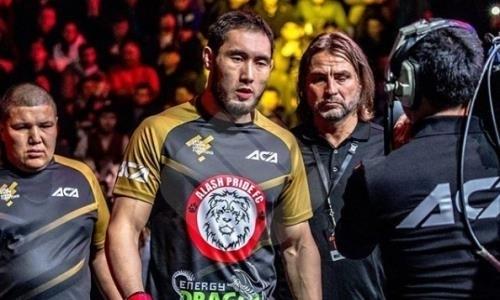 Экс-соперник Емельяненко из Казахстана дал прогноз на бой Бакытжанулы с российским нокаутером