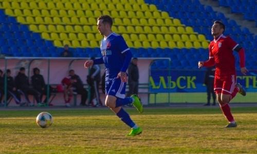 «Волшебник с мячом». Лучший бомбардир казахстанского клуба нашел новую команду