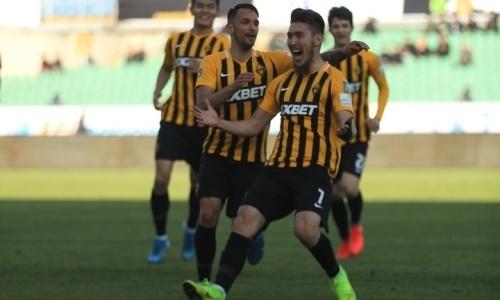«Кайрат» может получить дополнительное преимущество в первом матче Лиги Европы