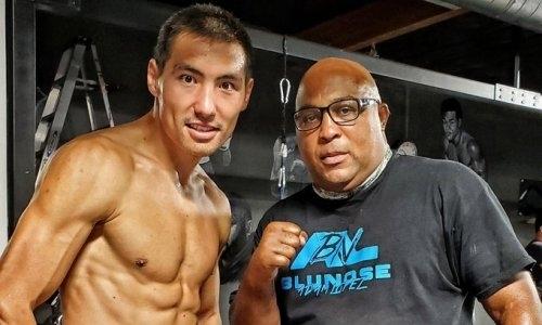 Тренер Алимханулы оценил его готовность сразиться с «Канело»