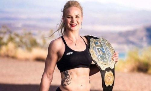 «Быстра как пуля, убийственна как пистолет». Казахстану «подарили» чемпионку UFC