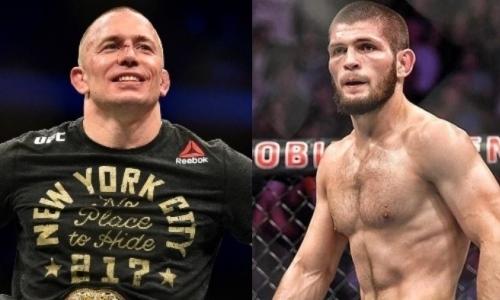 Глава UFC назвал главное условие титульного боя Нурмагомедов — Сен-Пьер