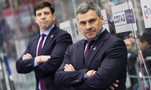 Главный тренер соперника «Барыса» по конференции КХЛ заболел коронавирусом