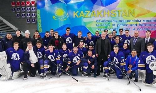 Казахстанский клуб заявил о возвращении в российскую лигу через год
