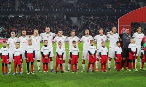 Игроки КПЛ — в расширенном списке сборной Беларуси на матч Лиги наций с Казахстаном