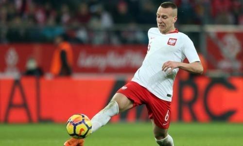 Футболист из КПЛ вызван в сборную Польши на матч с Нидерландами в Лиге наций