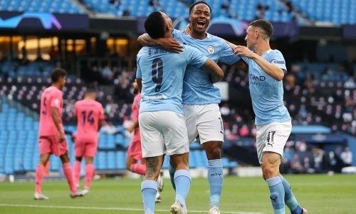 Где смотреть трансляцию матча «Манчестер Сити» — «Лион» в 1/4 финала Лиги Чемпионов