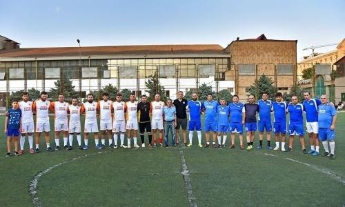 В Армении почтили память бывшего тренера казахстанского клуба