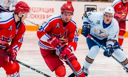 Воспитанник казахстанского хоккея покинул российский клуб