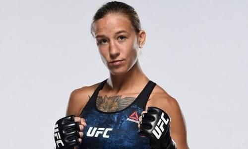Казахстанка Мария Агапова нокаутом проиграла свой второй бой в UFC