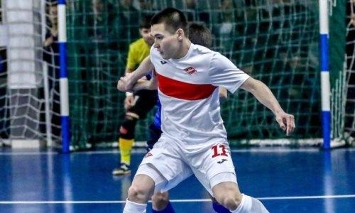 Казахстанский игрок перешел в клуб Высшей лиги России
