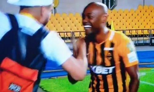 Видео дубля Вагнера Лава, или Как бразилец привел «Кайрат» к победе в Лиге Европы