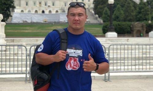 «К сожалению, нокаутировал». Панчер «Панда» из Казахстана о том, как вырубил американца в первом раунде, косяке с визой и прилетающих сюрпризах