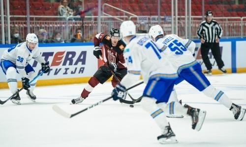 «Нервная победа». КХЛ оценила первый матч «Барыса» в сезоне и отметила эффектный гол Дица