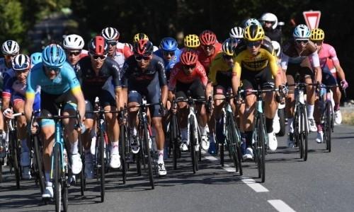 «Проделали фантастическую работу». Лопес высказался о седьмом этапе «Тур де Франс»
