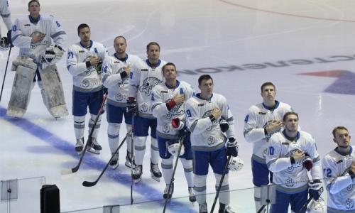 «Барыс» назвал состав на матч КХЛ с ЦСКА