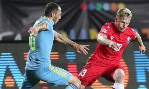 Видео курьезного гола, или Как Суюмбаев принес победу Беларуси над Казахстаном