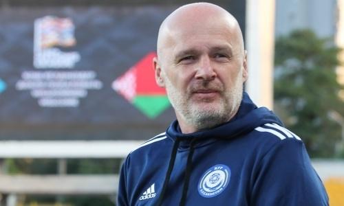 Михал Билек прокомментировал поражение Беларуси, ошибку Суюмбаева, травму Зайнутдинова и отсутствие Жукова